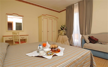 Classic & Superior Rooms La Quiete Park Hotel