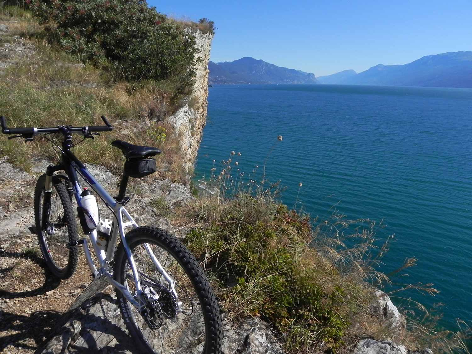 Mountainbike Manerba del Garda