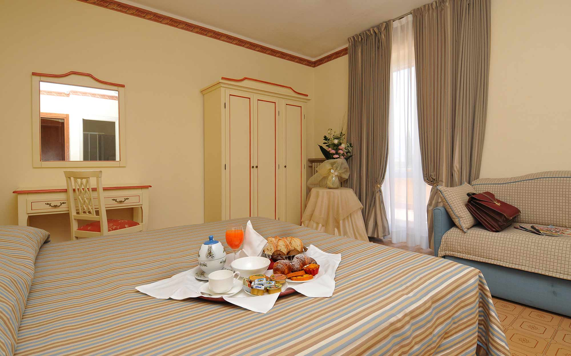 Superior Room, La Quiete Park Hotel